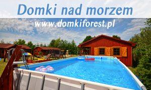 domki forest